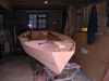It then started to look like a boat again! (Oct 2005)