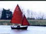 John\'s new boat on 25th January 2004