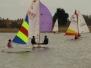 Sailing at Redoubt - 2009