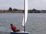 Sailing at Redoubt during 2005